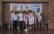 Serie B Femminile Campania 2017-18: il Basket Ruggi Salerno vince sulla Virtus Ariano Irpino