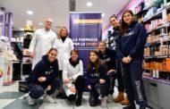 Lega A1 Guto2 Cup Basket Femminile 2017-18: pomeriggio di allegria con la Pallacanestro Torino alla Farmacia Dabbene