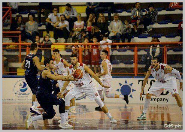 Serie B girone C Old Wild West 2017-18: l'Amatori Pescara in trasferta sul legno del Giulianova Basket