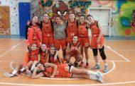 Giovanili Femminili 2017-18: bella vittoria dell'U20 della Givova Ladies Scafati sul Salerno Basket '92