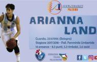 Lega Basket Femminile A2 mercato 2017-18: Arianna Landi va a rendere più forte l'AndrosBasket Palermo