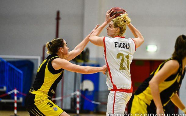 Lega A1 Femminile 2018-19: sarà il quarto consecutivo per Elisa Ercoli all'Allianz Geas Basket