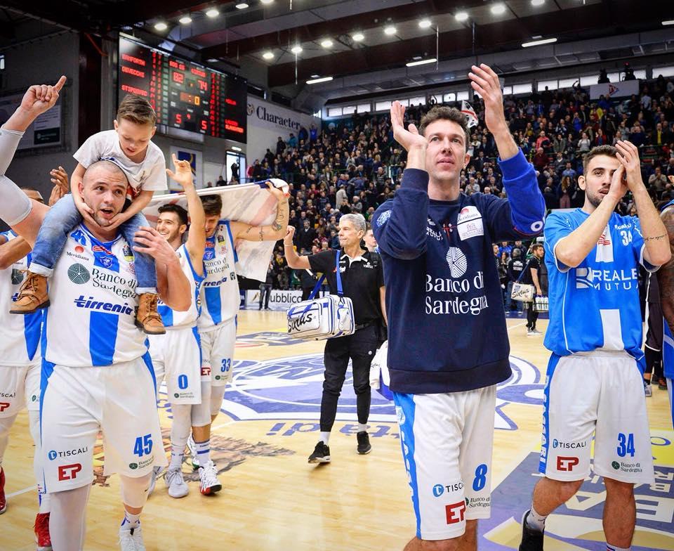 Fiba Europe Cup 2017-18: il ritorno di Le Portel - Dinamo Sassari