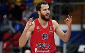 Euroleague 2017-18: gli highlights della I^ giornata del R23 col CSKA che accede già ai PO