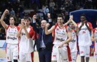 7Days EuroCup 2017-18: per la Grissin Bon Reggio Emilia c'è lo Zenit ai quarti di finale del torneo