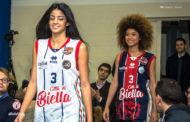 Lega Nazionale Pallacanestro A2: le maglie della Eurotrend Biella realizzate da Erreà per le F8 di Coppa Italia