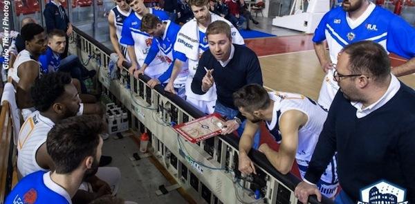 A2 Ovest Old Wild West 2017-18: i commenti dei due coach dopo la vittoria d'un punto della Leonis Roma sulla Soundreef Siena