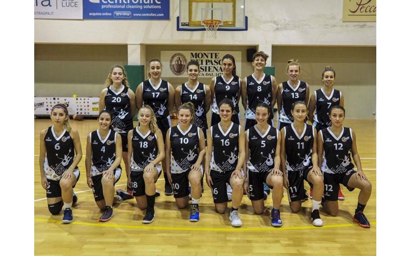 Serie B Femminile Toscana 2017-18: l'ADPF Costone supera una Livorno troppo superficiale