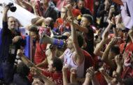7Days Eurocup 2017-18: Grissin Bon mania! La prevendita dei biglietti per la semifinale con il Lokomotiv