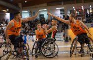Basket in carrozzina QF Champions League 2017-18: #Day2 la Briantea84 vince con il cuore vs Albacete 61-63
