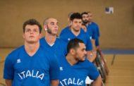 Basket in carrozzina Fipic 2018: primo raduno della Nazionale per i Mondiali di Germania