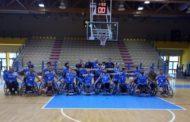 Basket in carrozzina Fipic 2018: al raduno delle Nazionali  ci sono sei atleti della UnipolSai Briantea84