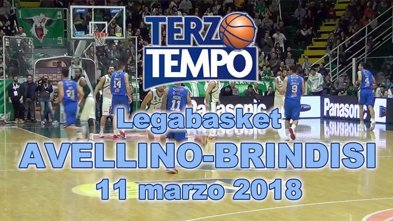 Lega A PosteMobile 2017-18: Terzo Tempo di Sidigas Avellino-Happy Casa Brindisi 89-71