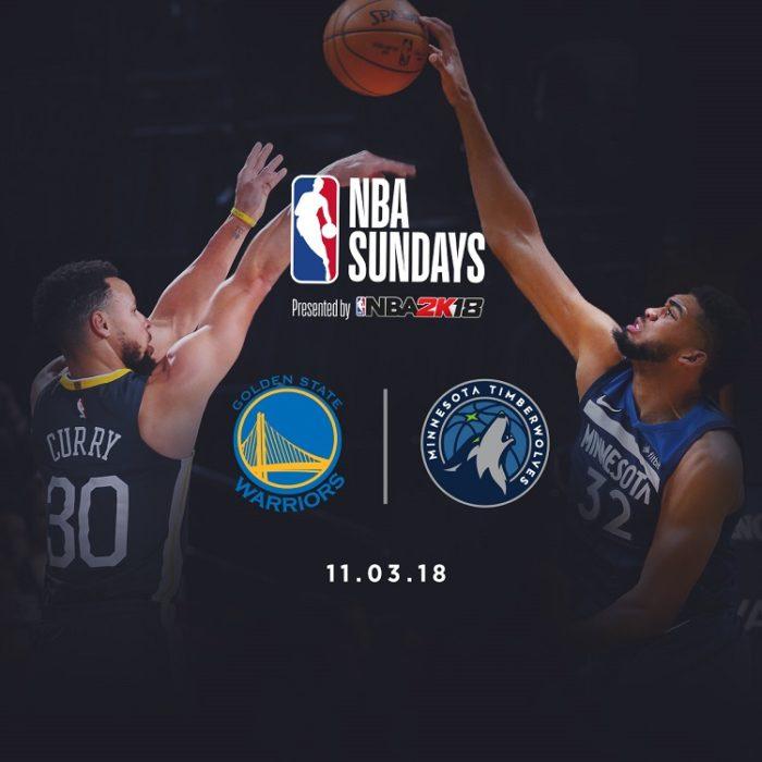 NBA 2017-18: il video presentazione dell'NBA Sunday Show