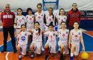 Serie B Femminile Campania 2017-18: sconfitta sul filo di lana per il Basket Ruggi Salerno a Castellamare di Stabia