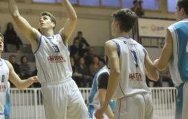 Giovanili Maschili 2017-18: bella vittoria degli U18M Eccellenza Latina Basket vs Vis Ferrara 2008