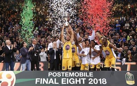 Interviste 2018: Piero Guerrini di Tuttosport racconta cosa c'è dietro le vittorie della pallacanestro piemontese: Torino, Tortona, Omegna