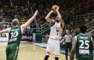 FIBA Europe Cup Finals #Match1 2017-18: l'Umana Reyer Venezia passa ad Avellino con 8 punti di scarto ora Gara2 al Taliercio