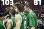 Serie B girone B Old Wild West 2017-18: l'NTS Informatica Rimini cade nettamente a Piacenza