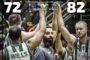 FIBA Europe Cup 1/2 Finals #Match2 2017-18: conquista la sua prima storica finale europea la Sidigas Avellino vincendo anche Gara2 vs il Bakken Bears