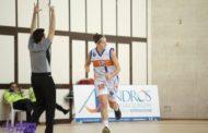 Lega Basket Femminile A2 girone Sud 2017-18: ancora vincente in trasferta l'AndrosBasket Palermo questa volta a San Giovanni Valdarno