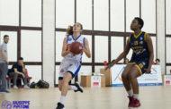 Lega A2 Femminile girone Sud 2017-18: vince nettamente l'AndrosBasket Palermo in casa vs il San Raffaele Roma