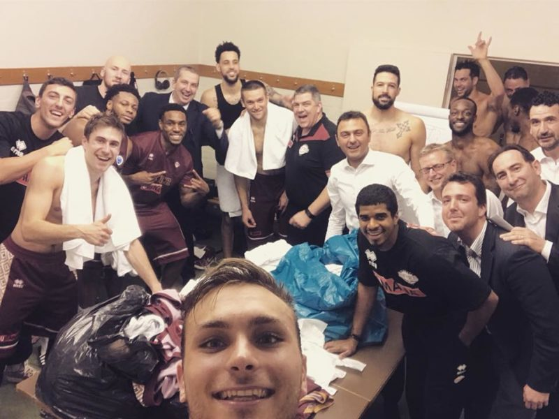 Europe Cup: Sidigas Avellino-Reyer Venezia in finale