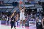 FIBA Europe Cup 1/2 Finals #Match1 2017-18: la Sidigas Avellino vince di 3 punti la prima gara vs il Bakken Bears