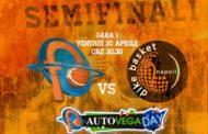 Lega Basket Femminile A1 semifinale play off Sorbino 2017-18: comincia la serie tra Famila Wuber Schio e Saces Mapei Givova Dike Napoli