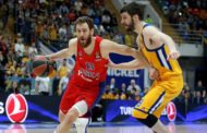 Euroleague Playoff #Match1 2018: vede le streghe il CSKA vs il Khimki ma poi passa mentre il Pana stritola il Real Madrid