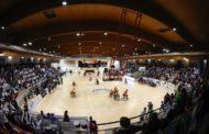 Basket in carrozzina #SerieAFipic 2017-18: una festa scudetto per celebrare i Campioni d'Italia della UnipolSai Briantea84 Cantù domenica 27 maggio alle 17:30