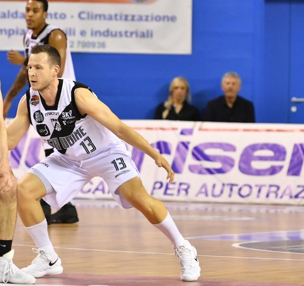 A2 Old Wild West Playoffs 2018: Mauro Pinton presenta le mosse della GSA Udine per gara 2 in casa della Novipiù Casale
