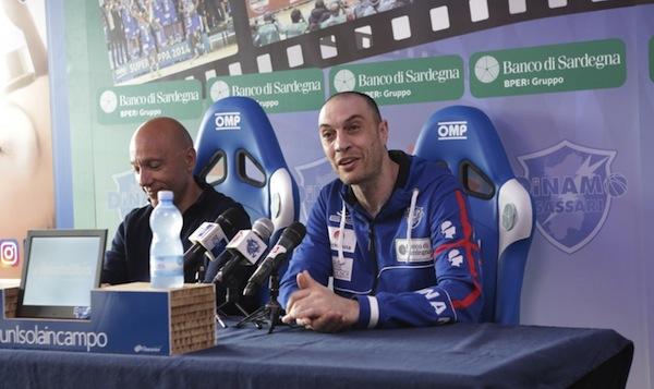 Lega A PosteMobile 2018-19: la Dinamo Sassari ha presentato Enzo Esposito