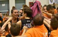 Serie B Femminile Finale Playoff 2018: la Givova Ladies Scafati gioca una gran Gara1 battendo l'Orza Rent Nico Basket di 13 punti