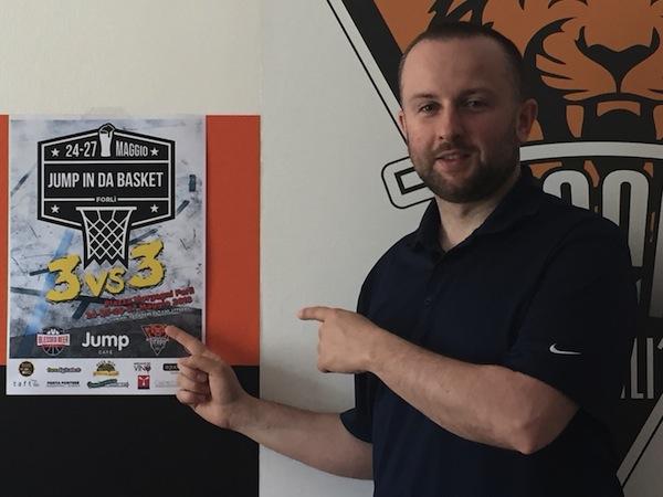 Storie di basket 2018: a Forlì a fine maggio Tigers e Fullcourt organizzano il primo mini camp gratuito al centro della città
