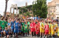 Giovanili Maschili Femminili 2017-18: grande successo ai Fori Imperiali di Roma per