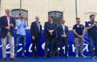 Lega A PosteMobile 2017-18: la FIAT Auxilium presente all'inaugurazione del progetto Giuco '97