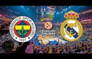 Euroleague Finals 2018: Fenerbahce-Real Madrid, basta la parola (con video conferenza stampa)