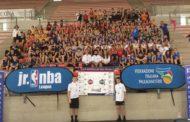 Jr. NBA FIP League 2018 all'atto finale a Roma