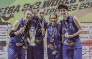 Nazionali Femminili 3x3 2018: parte l'avventura al FIBA 3x3 Europe Cup con il raduno a Roma, ad Andorra le Qualificazioni per le Finali in Romani a settembre