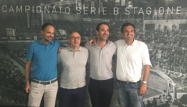 Serie B girone B Old Wild West 2018-19: Massimo Friso è il nuovo allenatore della Rekico Raggisolaris Faenza