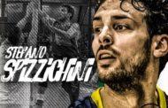 Lega A PosteMobile Mercato 2018-19: l'ala forte Stefano Spizzichini si lega alla Sidigas Avellino per un anno
