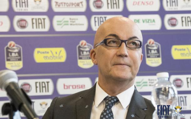 Lega A PosteMobile 2018-19: parla Antonio Forni, Presidente della FIAT Torino a pochi giorni dall'inizio della nuova stagione