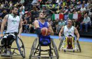Basket in carrozzina IWBF World Cup 2018: riscatto dell'ItalFipic nel 2^ match del Torneo battuto il Brasile per 57-49 ora la Turchia