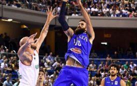 Nazionale Maschile 2018: bene l'Italia che a Debrecen ha battuto l'Ungheria e forse ha avvicinato Cina 2019