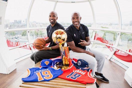 NBA 2018-19: Billups e Hamilton presentano l'NBA Global Game London 2019