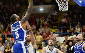 FIBA Basketball Champions League #QRound1 2018-19: in Gara2 la Red October Cantù impone la legge del più forte e supera il turno battendo a domicilio il Szolnoki Olaj