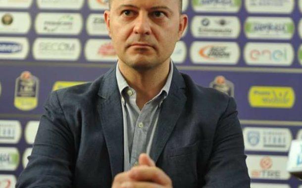 Lega A PosteMobile precampionato 2018-19: il Direttore Sportivo della Happy Casa Brindisi Simone Giofrè si racconta tra preseason ed inizio della stagione