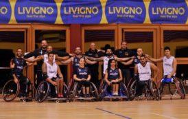 Basket in carrozzina #SerieAFipic 2018-19: i campioni d'Italia dell'UnipolSai Briantea84 ancora a Livigno per preparare la nuova stagione